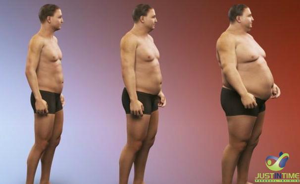 men weight